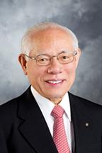 2012-13年度 国際ロータリー会長 田中 作次