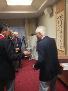 9月5日ガバナー公式訪問