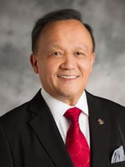 ゲイリー C.K. ホァンRI会長