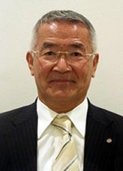 西山 祐三クラブ会長